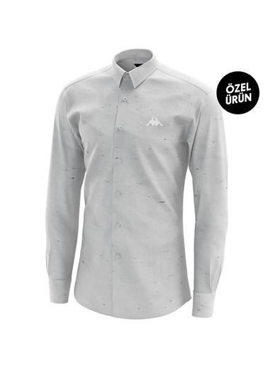 Robe di Kappa Rdk Gömlek Ferro  Beyaz
